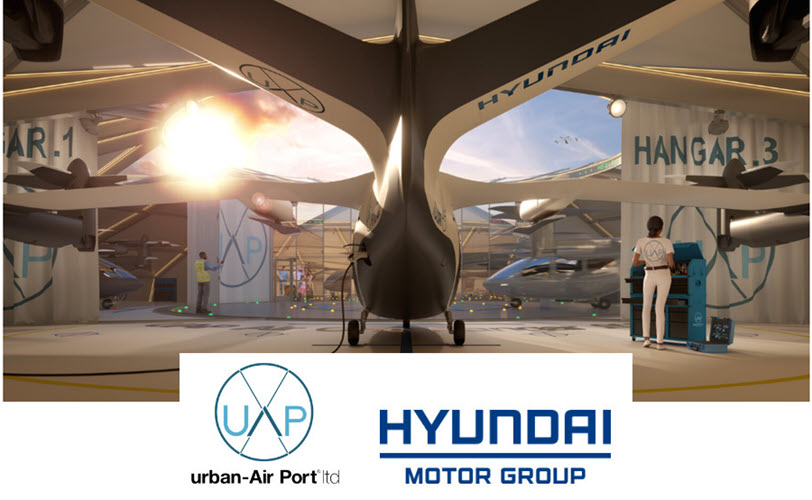 Fuel Cells Works, Urban-Air Port Announces Partnership with AFC Energy to Provide Hydrogen Fuel Cell Power for its Plans to Develop 65 Electric Urban-Air Ports Worldwide