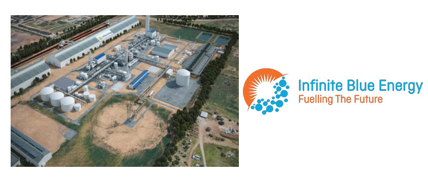 Infinite Blue Energy Signs MOU With Strike Energys Project Haber to Supply Renewable Hydrogen