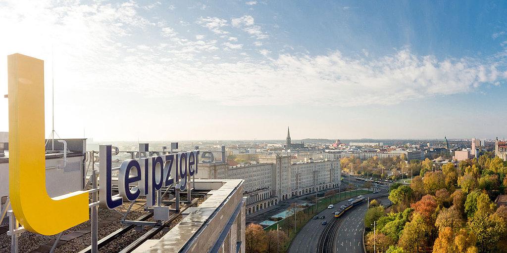Leipziger Gruppe Panorama