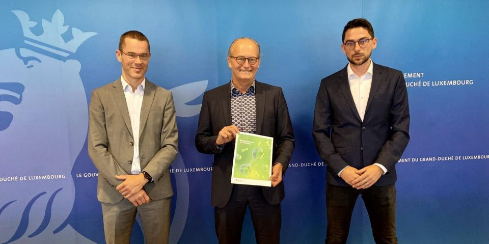 Fuel Cells Works, Luxembourg's Hydrogen Strategy - Meeting the Challenges of Decarbonisation