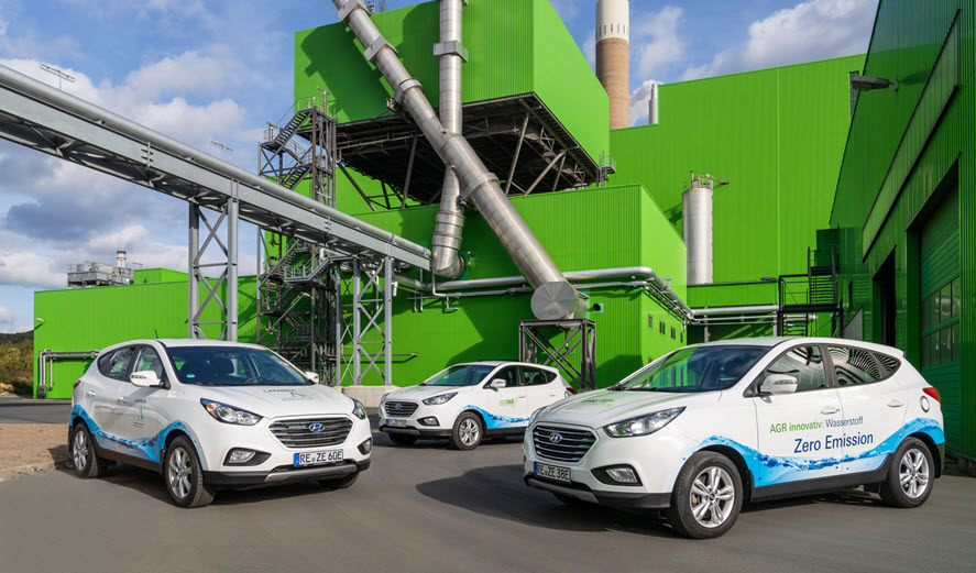 Fuel Cells Works, Germany: Next Milestone for the EGR Hydrogen Project: Application has Been Submitted