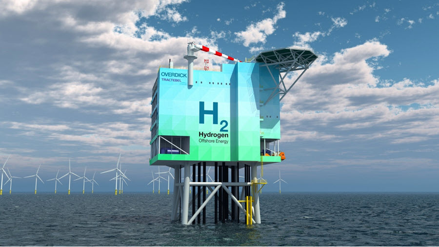 Fuel Cells Works, Aberdeen Firm Jebb Smith Awarded Funding for Offshore Hydrogen Transfer System