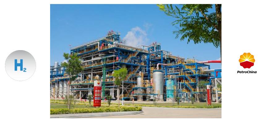 Fuel Cells Works, PetroChina's Hydrogen Energy Business is Progressing
