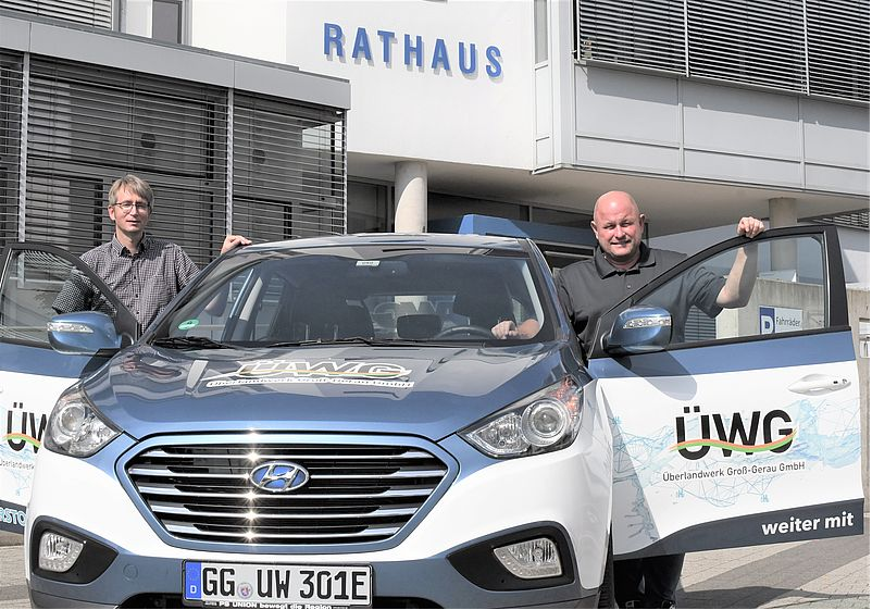 Fuel Cells Works, Riedstadt is Testing Alternative Propulsion with Hydrogen