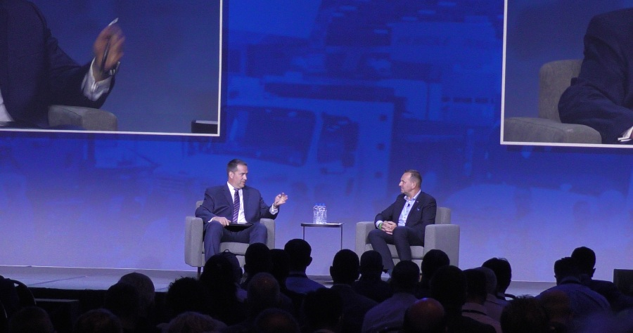Fuel Cells Works, ACT 2021 08.31 Fireside Chat