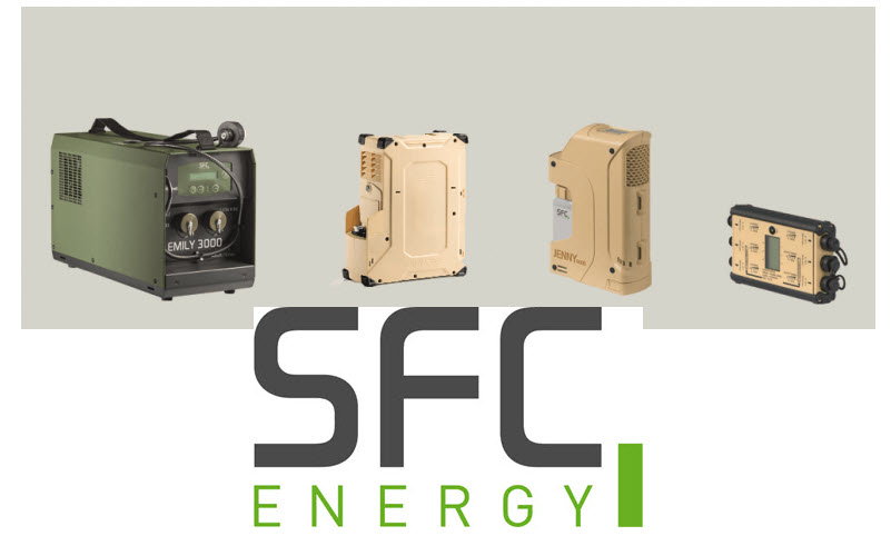 Fuel Cells Work, SFC Energy Receives Order for Portable SFC Energy Supply System form the Swiss Defence Forces