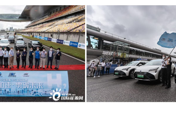 Fuel Cells Works, The First China Hydrogen Car Super League Kicks Off