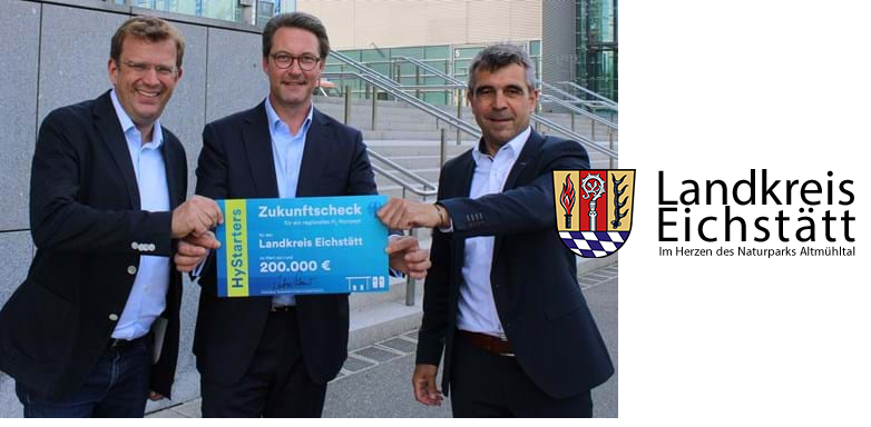Fuel Cells Works, Germany: District of Eichstätt Receives Funding for the Future of Hydrogen