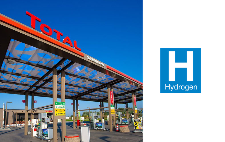 Fuel Cells Works, TotalEnergies in the Netherlands Builds First Hydrogen Station in Breda