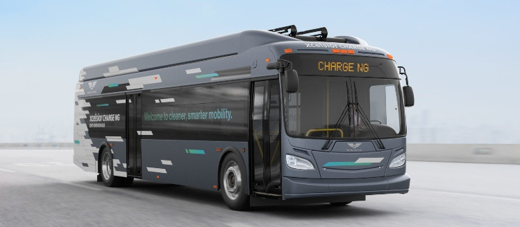 Fuel Cells Works, NFI Announces Additional Order From Oregon's Lane Transit For 19 Battery-Electric Transit Buses And Associated Charging Infrastructure