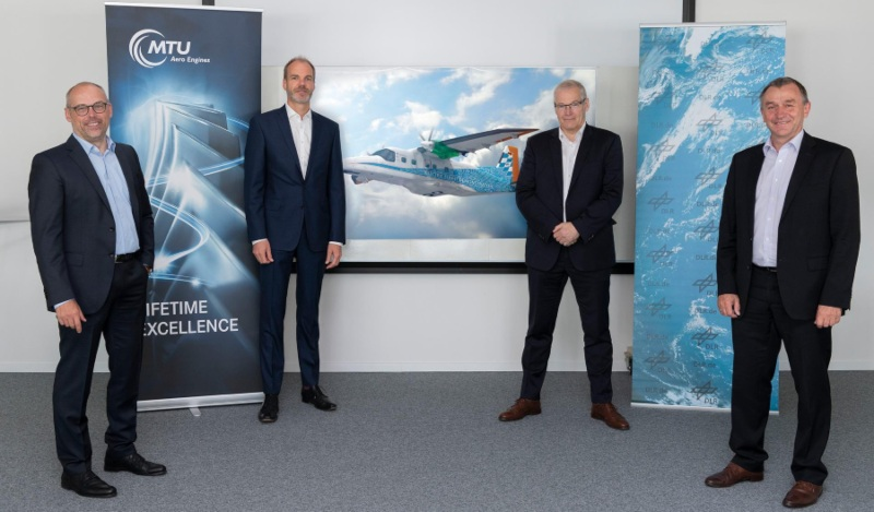 Fuel Cells Works, Friday Fallback Story: DLR and MTU Aero EnGines Study FuEl Cell PropulSion SysTem For AviATion