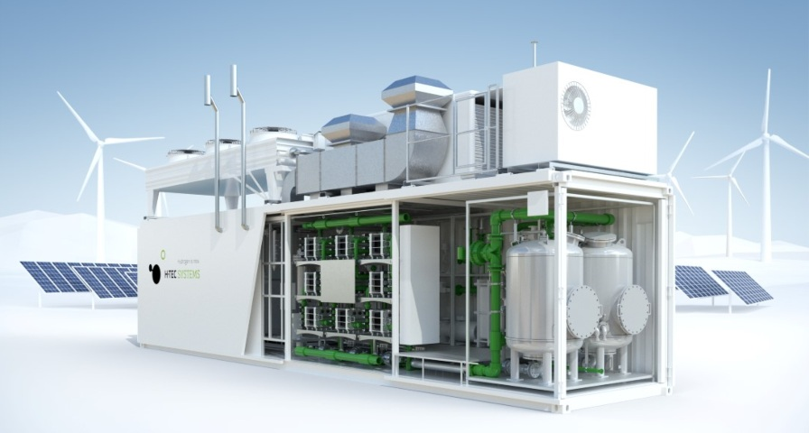 Fuel Cells Works, TAQA Arabia Signs MoU With MAN Energy Solutions For Egyptian Green-Hydrogen Project