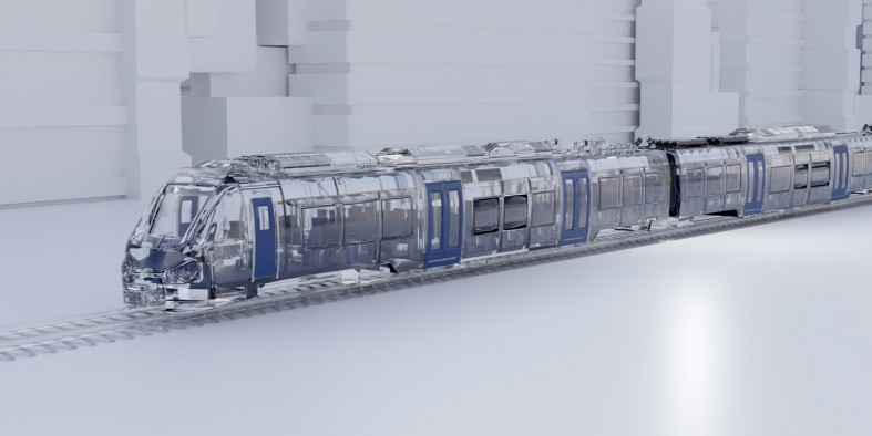 Fuel Cells Works, Luxfer & Hydrogen-Powered Trains