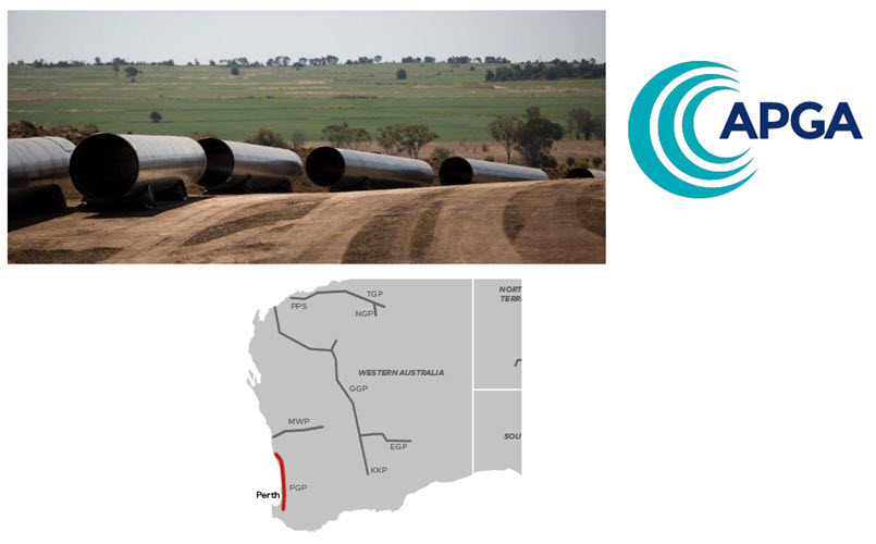 Fuel Cells Works, Western Australia: APA Group Converting Section of Gas Pipeline into Hydrogen-Only Pipeline