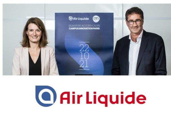 Air Liquide and CNRS Renew Their Cooperation and Research Framework Agreement that Includes Hydrogen