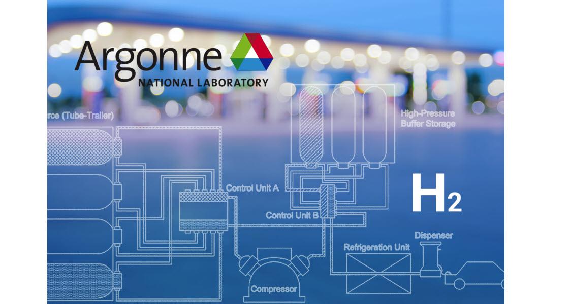Argonne National Lab Hydrogen