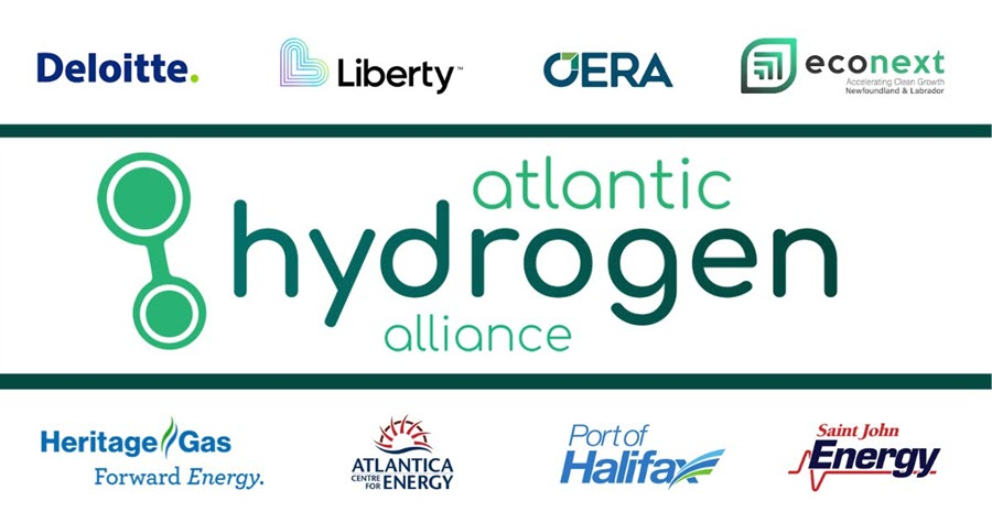 Fuel Cells Works, Canada: Atlantic Hydrogen Alliance (AHA) Formed to Increase Hydrogen in Region