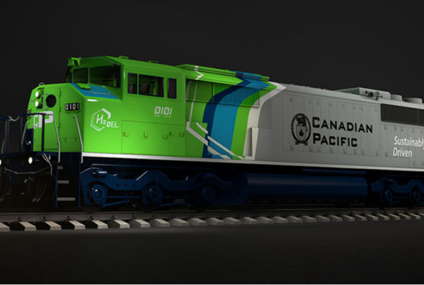 Fuel Cells Works, CP Shares Image Colours and Update on its Hydrogen Locomotive Project