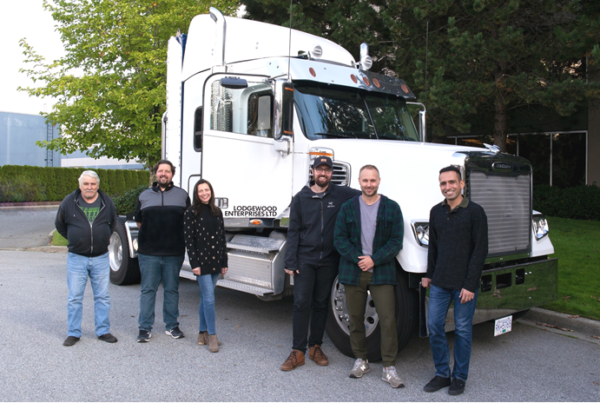 Canadas Hydra Energy First Company to Deliver a Hydrogen Converted Heavy Duty Vehicle to a Paying Fleet Customer