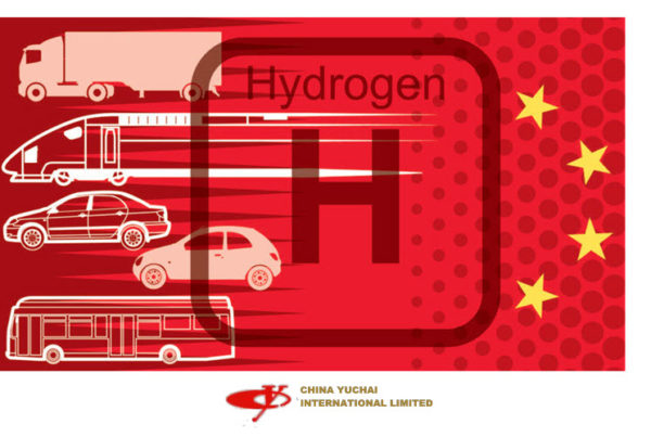 China Yuchai Forms Joint Venture in Beijing to Develop Fuel Cell Powertrain Systems