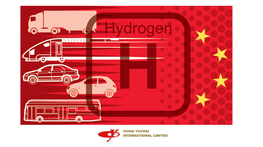 Fuel Cells Works, China Yuchai Forms Joint Venture in Beijing to Develop Fuel Cell Powertrain Systems+