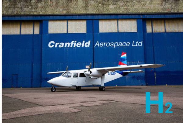 Fuel Cells Works, Thursday Throwback: Cranfield Aerospace Solutions (CAeS) One Step Closer to Zero Emissions with Hydrogen Fuel Cells