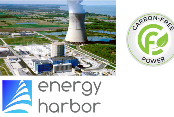 Energy Harbor and the Department of Energy Advance Zero Carbon Hydrogen Production Pilot at Davis Besse Power Station