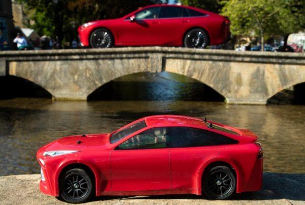 Fuel Cells Works, Mini Mirai: How we Shrunk our Hydrogen-Fuelled Car