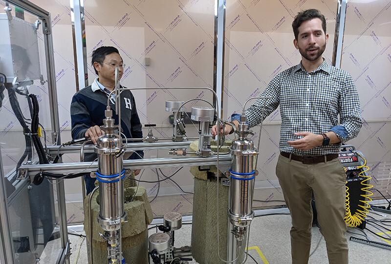 Fuel Cells Works, Berks LaunchBox Startup Develops New Method to Make Green Fuel