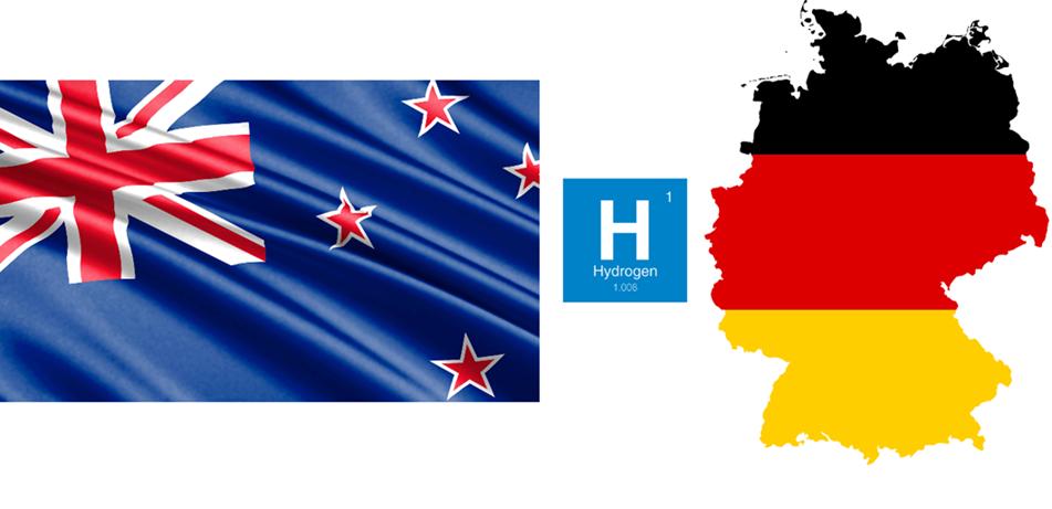 Germany New Zealand Hydrogen