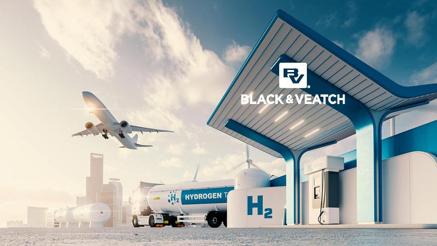 Fuel Cells Works, New Black & Veatch Ebook Explores Market Dynamics Of Low- And Zero-Carbon Hydrogen Technologies