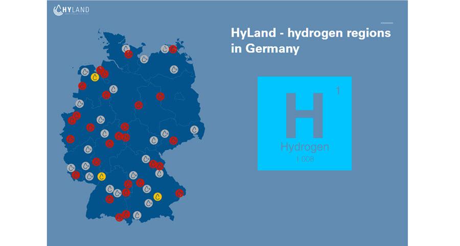 Fuel Cells Works, HyStarter on Target - Hydrogen Concept Presented in the Reutlingen District