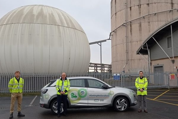 Fuel Cells Works, Welsh Water Showcases Hydrogen Plans as Part of UK Wide Roadshow