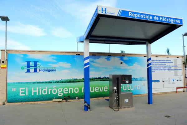Hydrogen Spanish