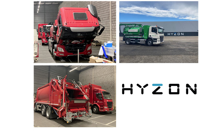 Fuel Cells Works, Hyzon Motors' Europe Manufacturing Facility Capable of Producing 825 Hydrogen-Powered Fuel Cell Electric Vehicles Per Year
