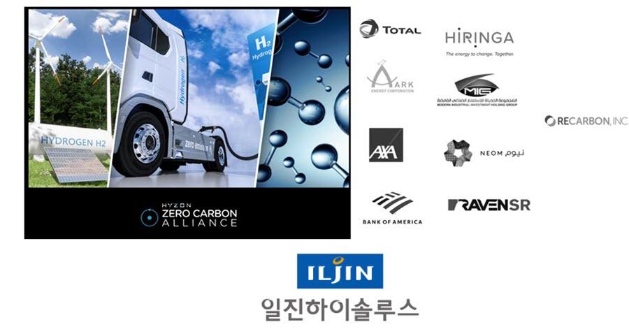 Fuel Cells Works, Hyzon Zero Carbon Alliance Welcomes Leading Hydrogen Storage Provider, Iljin Hysolus