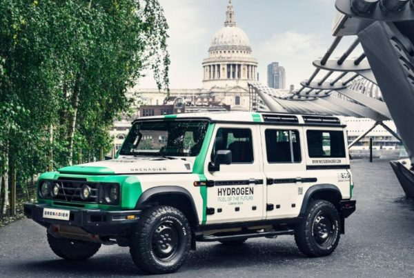 Fuel Cells Works, INEOS Grenadier Hydrogen Fuel Cell Demonstrator to Be Developed