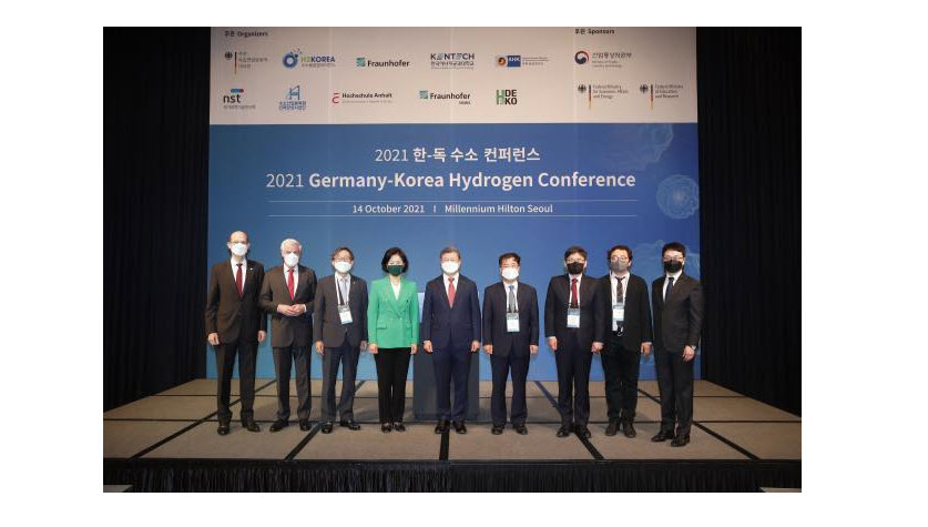Fuel Cells Works, Germany & Korea Accelerate Hydrogen Cooperation