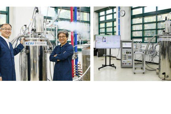 Koreas Electricity Research Institute Develops Liquid Hydrogen Production Storage Tech