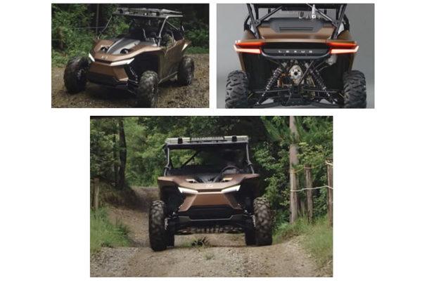 Lexus Hydrogen ATV