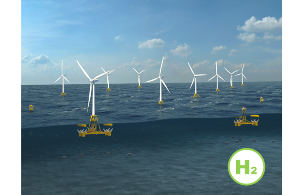 Marine Power Systems Marine2o Join Forces to Produce Green Hydrogen from Offshore Wind Wave Energy