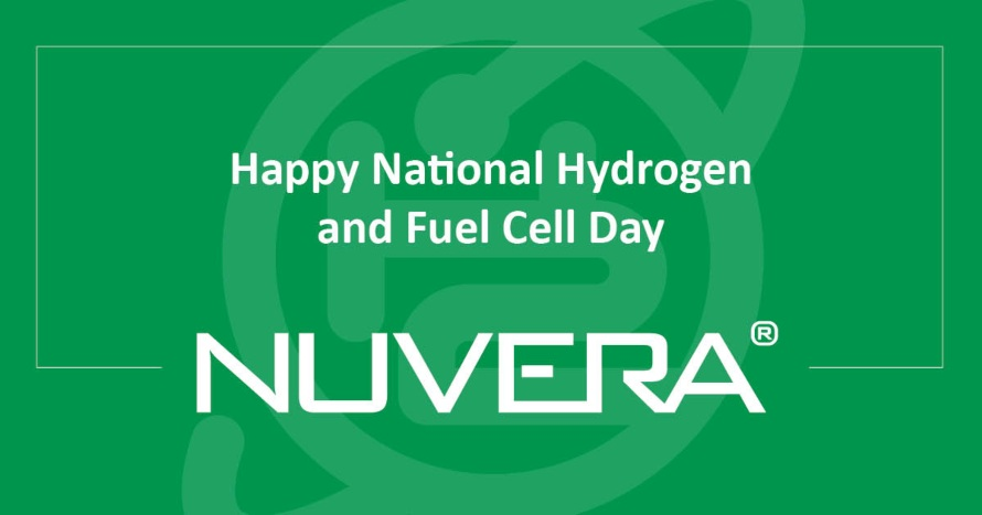 Fuel Cells Works, Nuvera Celebrates National Hydrogen And Fuel Cell Day 2021