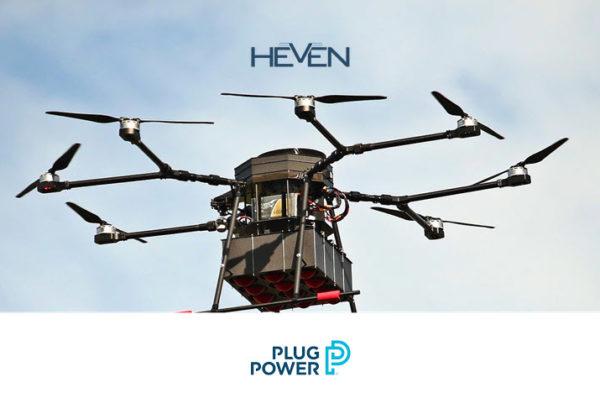 Plup Power Heven Drones