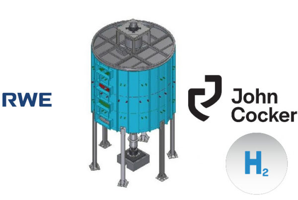 RWE and John Cockerill to Build German Test Facility for Dutch Circular and Green Hydrogen Project FUREC