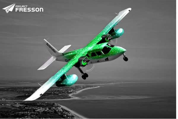 Reaction Engines Joins Cranfield Aerospace on Project Fresson to Develop Hydrogen Fuel Cell Powered Aircraft