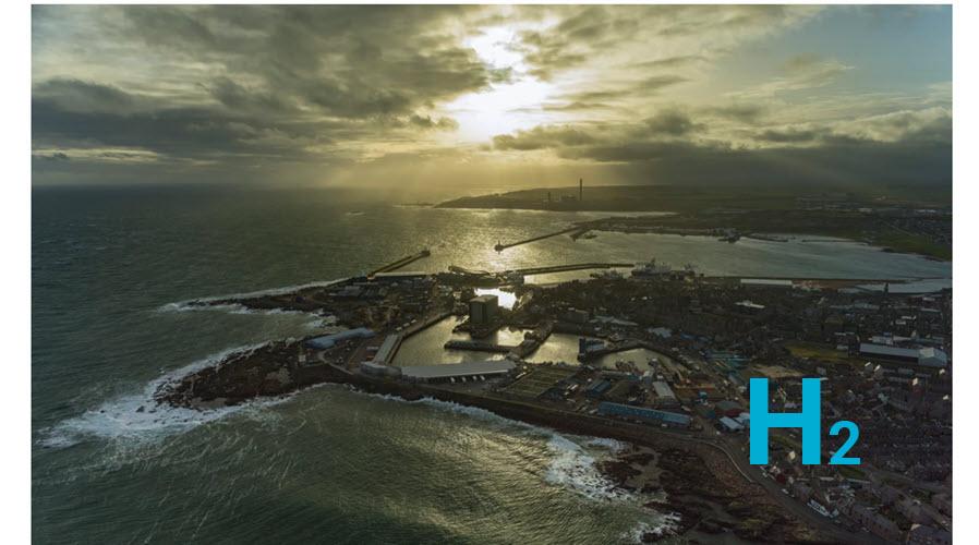 Fuel Cells Works, Scottish Cluster Plans 700-MW Hydrogen Project to Decarbonise Thames Estuary