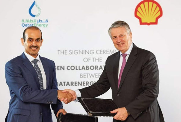 Shell and QatarEnergy Join Hands For Hydrogen Solutions