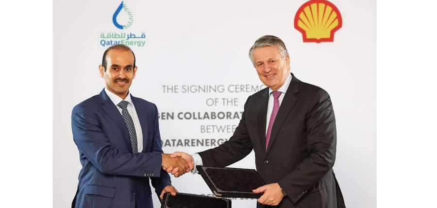 Fuel Cells Works, QatarEnergy and Shell Join Forces to Pursue Investment in Hydrogen Solutions