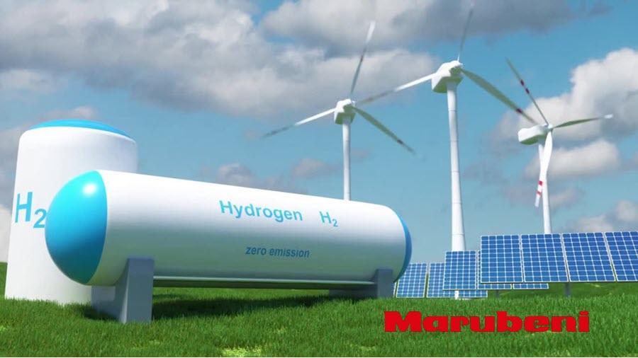 arubeni Signs Joint Development Agreement For Green Hydrogen