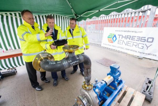 Fuel Cells Works, THREE60 Energy Welcomes Scottish Cabinet Secretary for Net Zero, Energy and Transport